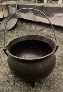 Large Cauldron