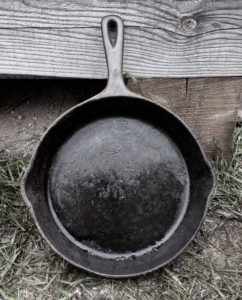 Refurbished Frying Pan
