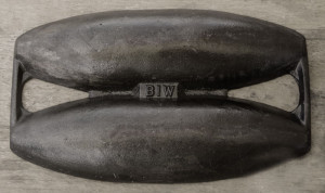 Vienna Bread Pan - Bottom View